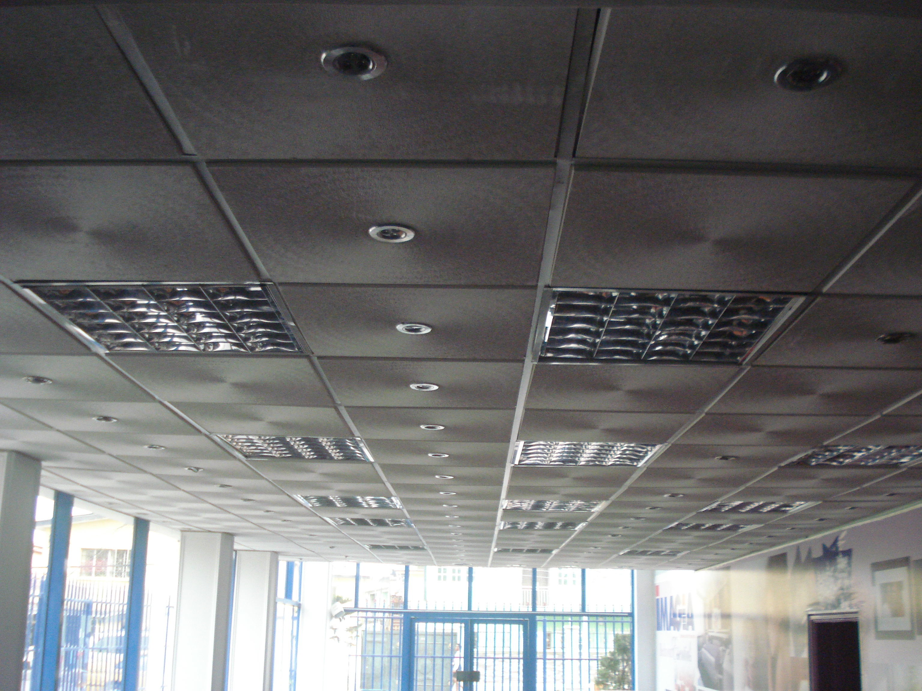 haver boecker panel doka suspended ohg metal acoustic mono prod ceilings product ceiling